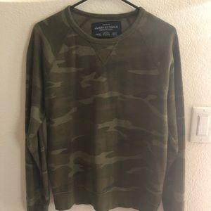 Men's Camouflage sweater